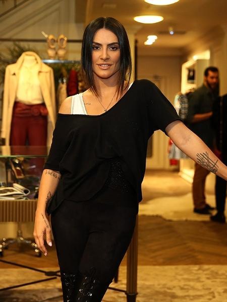Cleo Pires - Manuela Scarpa/Brazil News