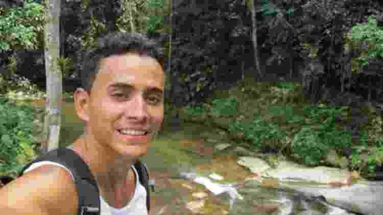 Alex Esnéider Zabala estava em um relacionamento poliamoroso há oito anos quando morreu, em 2014 - Arquivo pessoal - Arquivo pessoal