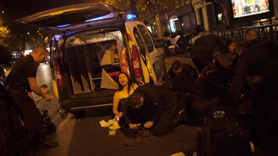 """Atentado em Paris, autoria do Estado Islâmico, está no dcumentário """"Isis: Terrorismo Extremo"""", do canal History - Divulgação/History"""