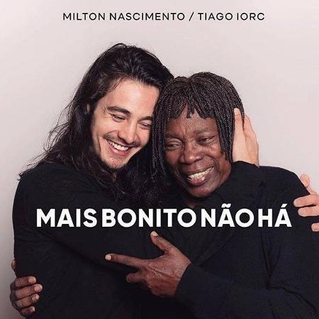 Milton Nascimento e Tiago Iorc anuncia turnê - Reprodução/Instagram