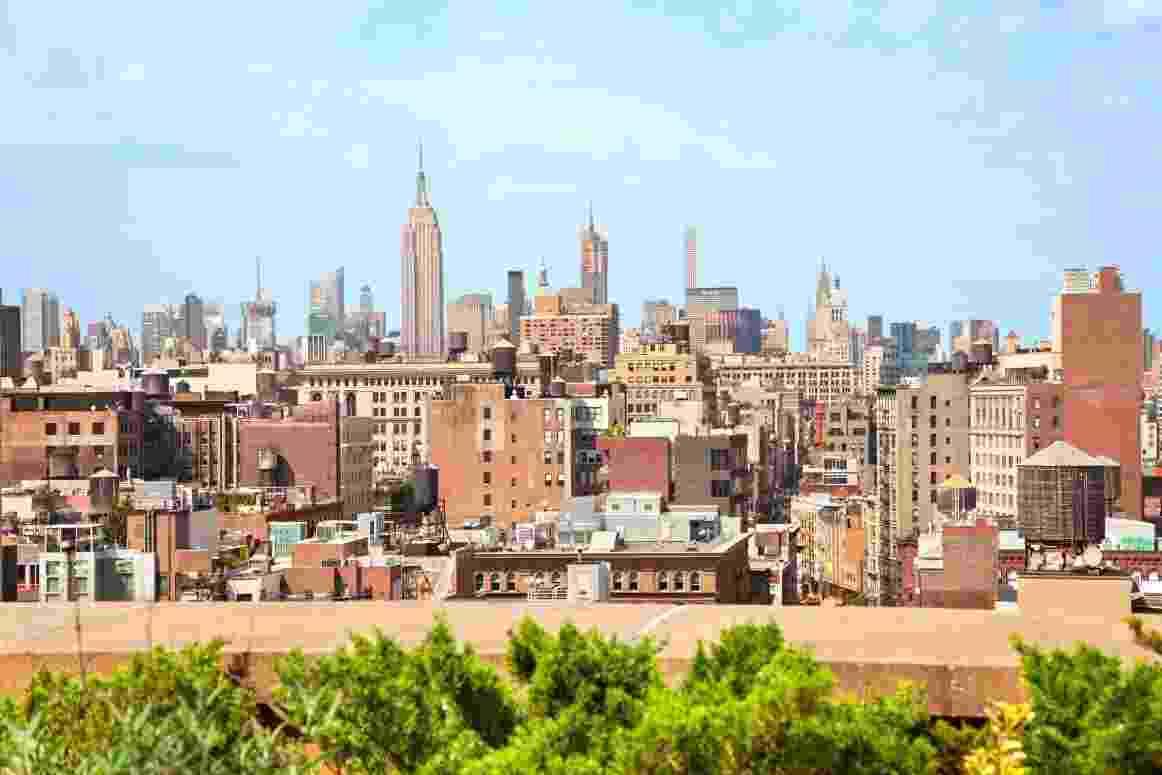 Cobertura tem vista privilegiada do Empira State Building - Reprodução / TownResidence.com