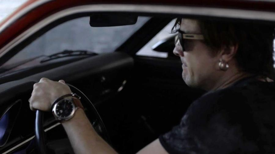 """Gael (Sergio Guizé) sofre acidente de carro em """"O Outro do Lado do Paraíso"""" - Reprodução/GShow"""