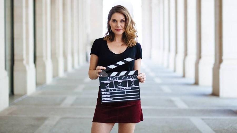 A cineasta sueca Erika Lust, que vem fazendo sucesso com o projeto ?XConfessions? - Reprodução/Facebook