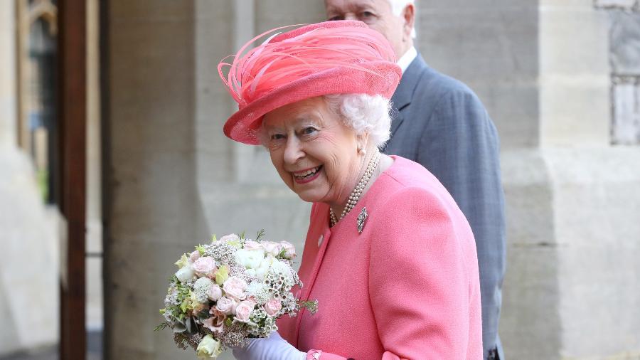A rainha Elizabeth II deve presentear o príncipe Harry e Meghan Markle com uma propriedade real - Getty Images