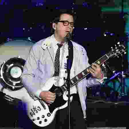 Rivers Cuomo, vocalista do Weezer - Kevin Winter/Getty Images