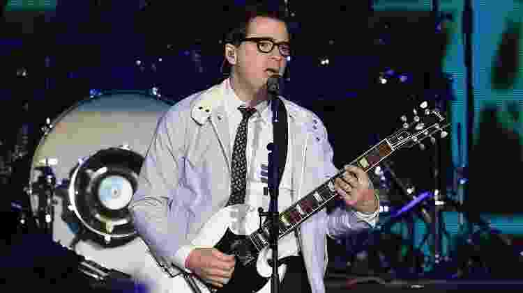 Weezer - Kevin Winter/Getty Images - Kevin Winter/Getty Images