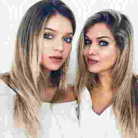 Lyandra é muito parecida com a mãe Andréa Mota - Reprodução/Instagram