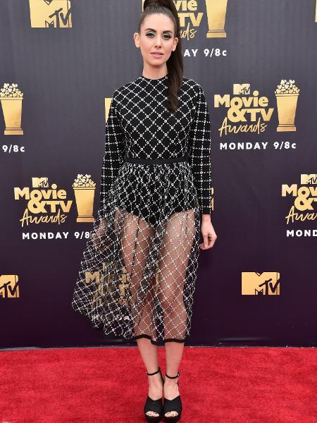 5fa22162e8 MTV Movie   TV Awards 2018  qual foi a famosa mais bem-vestida da ...