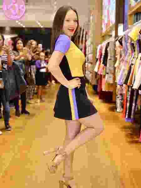 Larissa Manoela lança coleção de roupas em São Paulo - Manuela Scarpa e Marcos Ribas/Brazil News - Manuela Scarpa e Marcos Ribas/Brazil News
