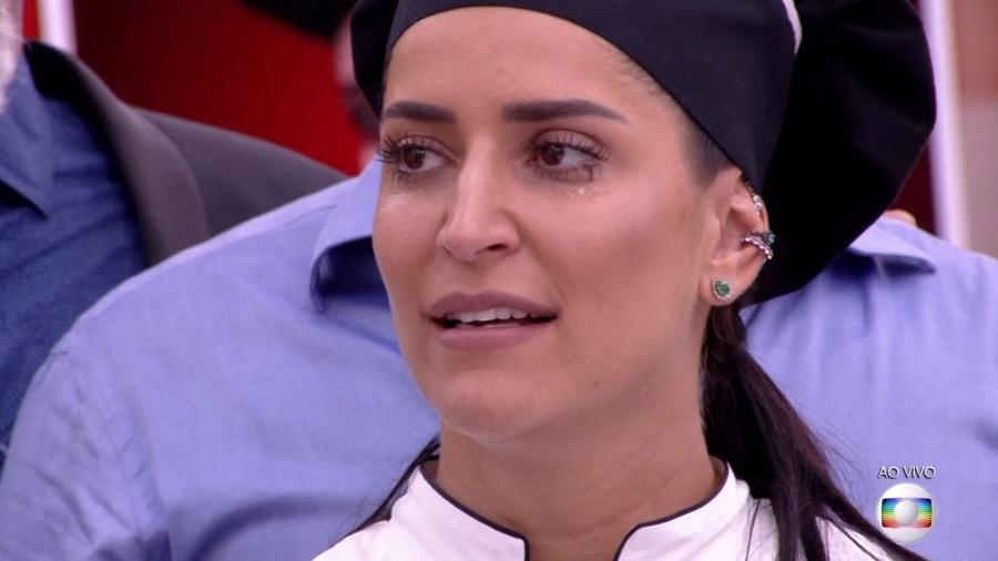 Maria Joana - Reprodução/Globo