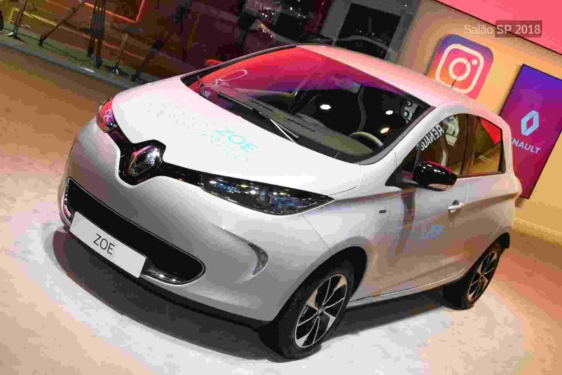 Renault Zoe Bose - Murilo Góes/UOL