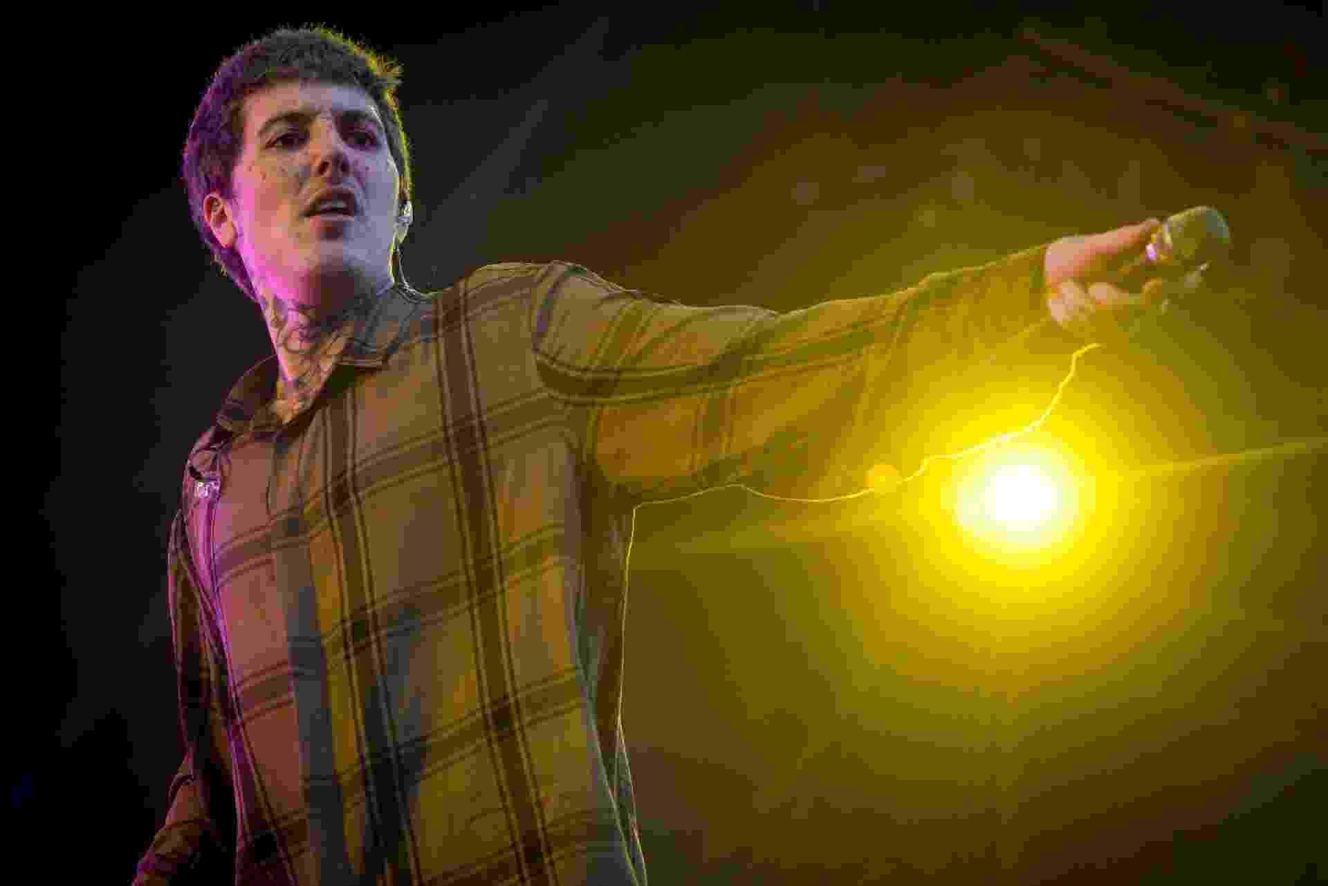 Bring Me The Horizon no Lollapalooza Brasil 2019 - Flavio Moraes/UOL