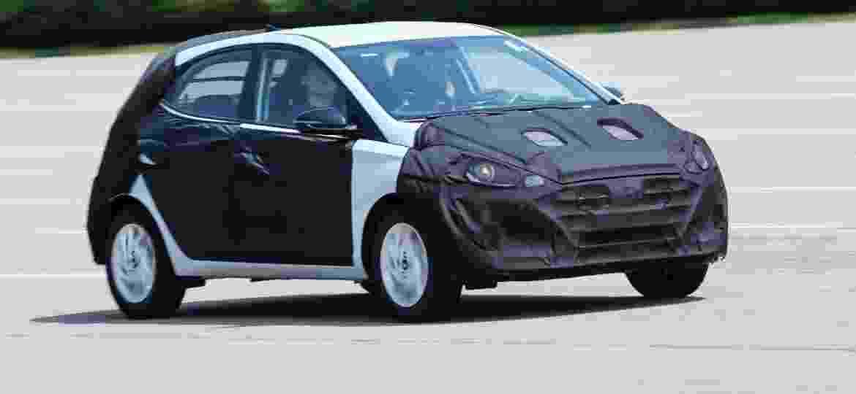 Novo Hyundai HB20 é um dos lançamentos mais aguardados de mês lotado de estreias - Divulgação
