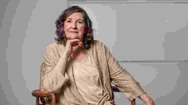 Aos 75 anos, Lea Campos mora nos Estados Unidos e vai participar da cobertura da Globonews da abertura da Copa - Livia Wu - Livia Wu