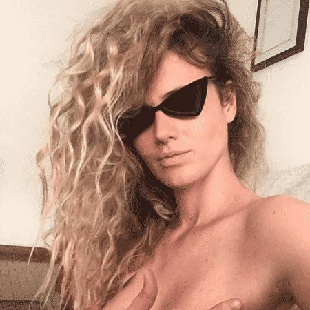 Ana Cañas está prontíssima para o Rock in Rio - Reprodução/Instagram