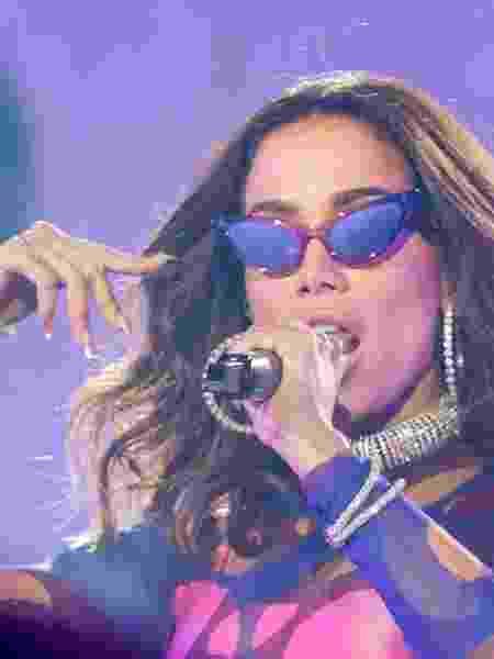 Anitta se apresentou no palco Mundo do Rock in Rio 2019 - Rudy Trindade/FramePhoto/Estadão Conteúdo