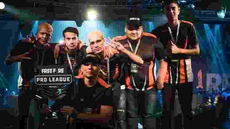 New X é campeã da segunda edição do torneio - Divulgação