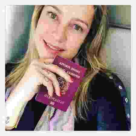 Luana Piovani viaja para Israel - Reprodução / Instagram