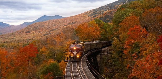 Conheça 8 roteiros ao redor do mundo para se fazer de trem