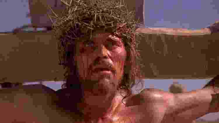 Willem Dafoe em A Última Tentação de Cristo (1988) - Reprodução - Reprodução