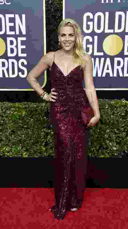 Busy Philipps - AFP