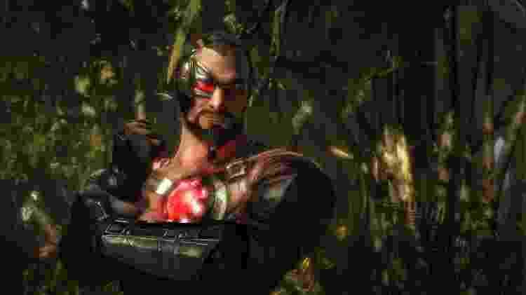 Mortal Kombat X Kano - Divulgação - Divulgação