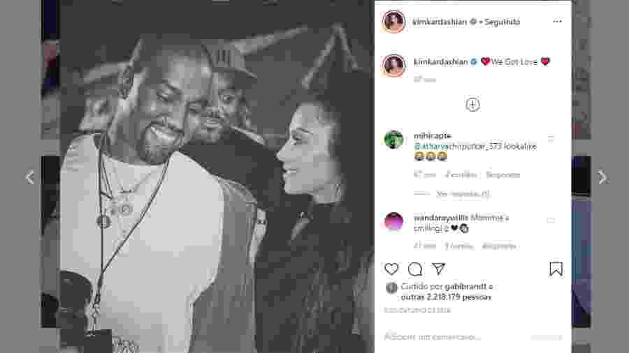 Fotógrafo processa Kim Kardashian por uso de foto - Reprodução/Instagram
