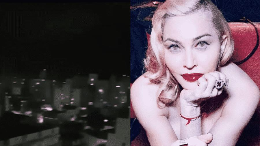 """Madonna publica os """"panelaços"""" contra Bolsonaro em seu Instagram - Reprodução/Instagram"""