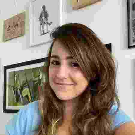 Aline Diniz  - arquivo pessoal  - arquivo pessoal