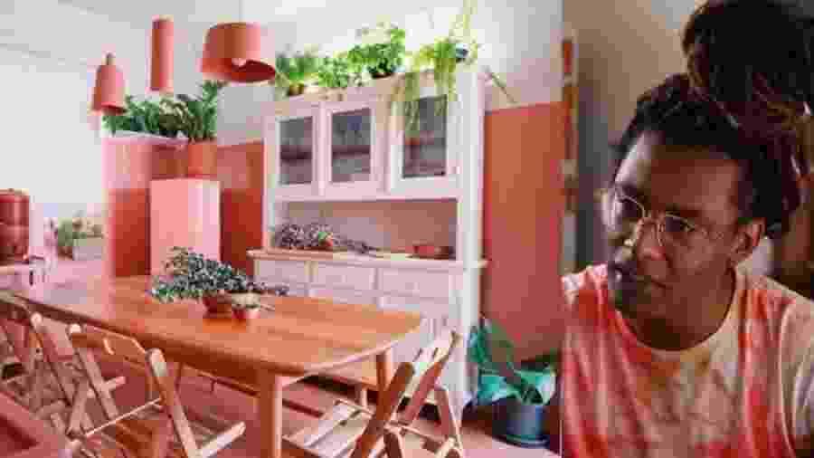 Decoração da casa de Liniker faz sucesso nas redes sociais - Reprodução/YouTube
