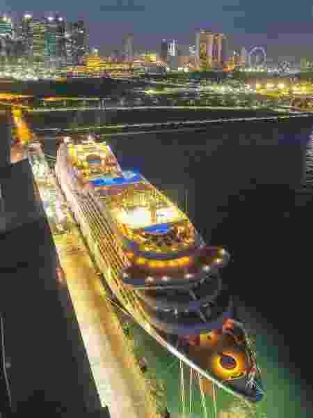 Iniciativa visa promover o retorno ao turismo marítimo no país - Charles Loh - Charles Loh
