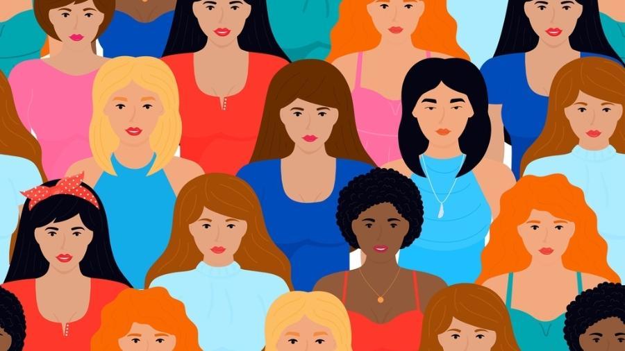 Mulheres unidas contra o patriarcado e mais conscientes de seu poder: o que a astrologia tem a ver com isso? - Liubov Trapeznykova/Getty Images/iStockphoto