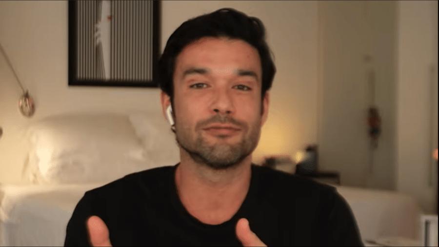 Sergio Marone fez novas críticas ao secretário especial de cultura Mario Frias - Reprodução/Youtube