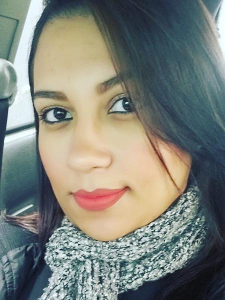 Roberta Alves enfrentou  a psicose na primeira gestação - Arquivo pessoal