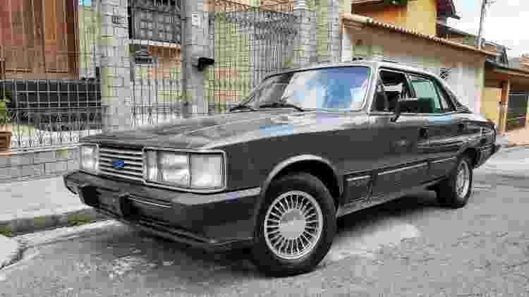 Chevrolet Diplomata - Arquivo Pessoal - Arquivo Pessoal