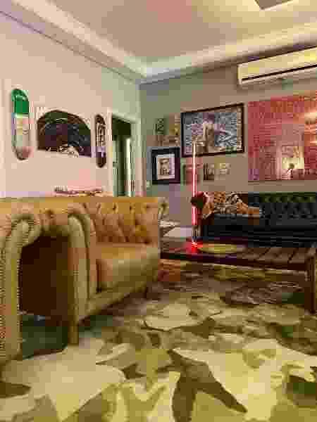 Sala de estar - Patricia Marmo - Patricia Marmo