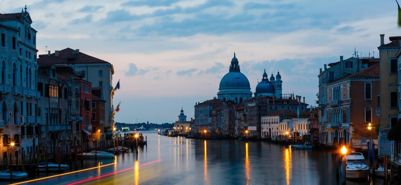 """As personalidades apresentam uma lista de 10 """"mandamentos"""" para garantir o futuro de Veneza, que está ameaçada pela crise climática e pelo turismo de massa - iStockphotos"""