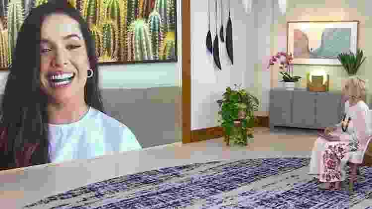 Juliette - Reprodução/TV Globo - Reprodução/TV Globo