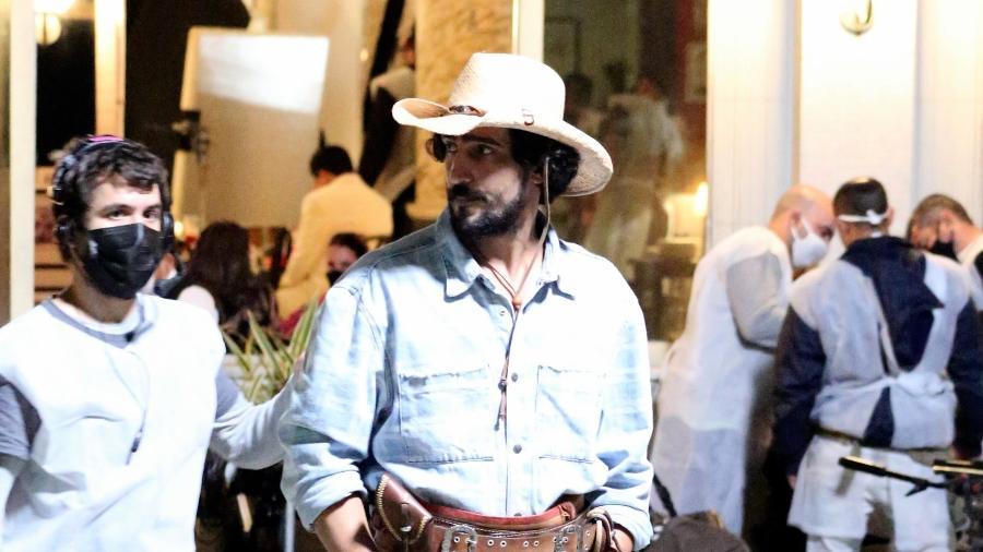 """Renato Góes viverá protagonista José Leôncio na primeira fase do remake de """"Pantanal"""" - Francisco Silva/AgNews"""