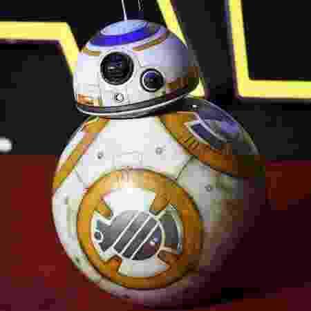 """BB-8 vai voltar para """"Star Wars"""" - Paul Hackett/Reuters"""
