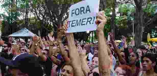 Fora Temer - Peter Leone/Futura Press - Peter Leone/Futura Press