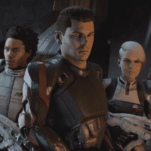Mass Effect Andromeda - Companheiros - Reprodução