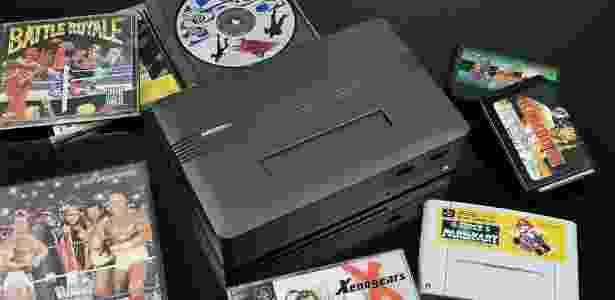 98afa7a7c1 Console retrô roda jogos de Nintendinho ao PSOne - 09 02 2017 - UOL ...