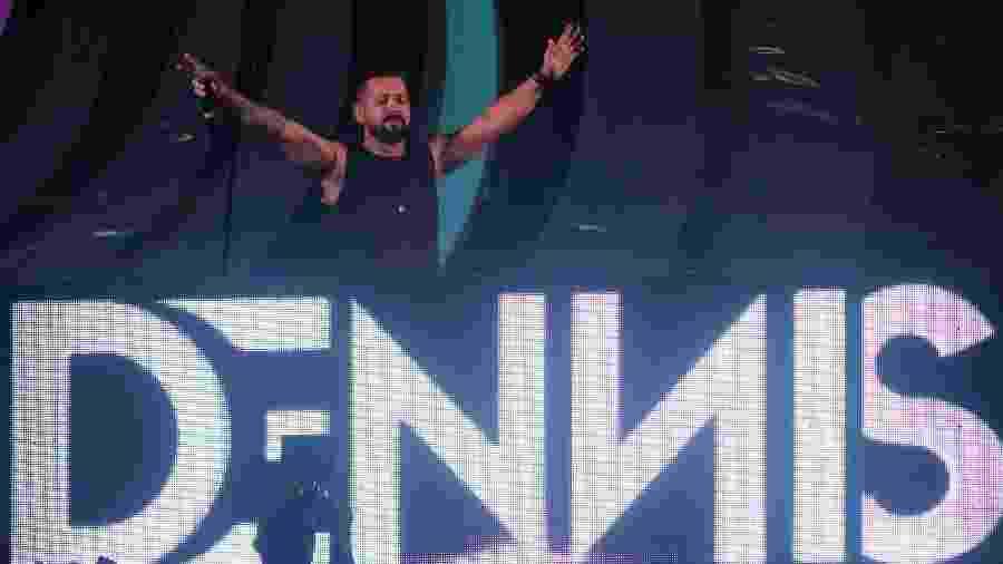 O DJ carioca Dennis - Francisco Cepeda/AgNews