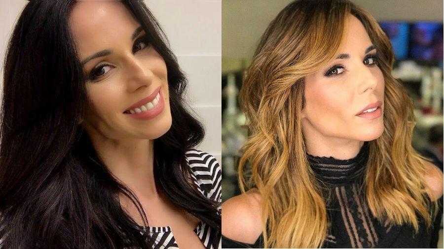 Ana Furtado: antes, morena, e agora, loira - Reprodução/Instagram