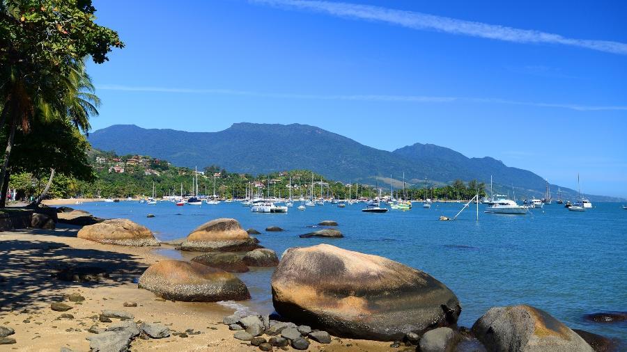 Ilhabela é um dos destinos mais procurados do litoral norte paulista - Getty Images