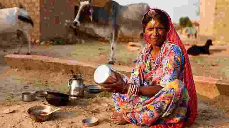 No Hinduísmo, a vaca é considerada um animal sagrado - iStock - iStock