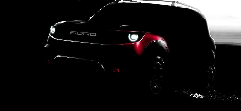 Novo Bronco, SUV do Mustang, motorização elétrica... Ford pronta para mudar tudo nos EUA - Divulgação