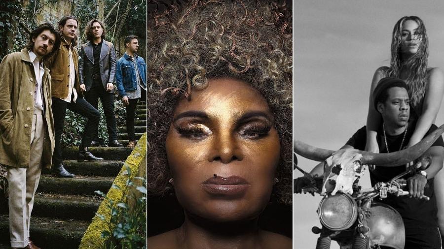 Arctic Monkeys, Elza Soares e o álbum do casal Beyoncé e Jay Z foram o que de melhor tocou na primeira parte de 2018 - Divulgação