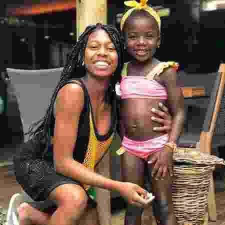 MC Soffia e Titi, filha de Giovanna Ewbank - Reprodução/Instagram